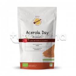 Acerola Day Alicamentis Bio Alimento Alto Contenuto di Fibre 50g