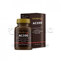 AC200 Integratore con Vitamina C 40 Capsule