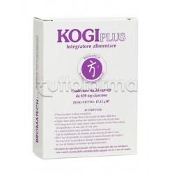 Kogi Plus Bromatech Colesterolo e Trigliceridi 24 Capsule