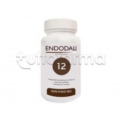 Endodal 12 Integratore 100% Fungo Biologico 60 Compresse
