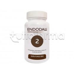 Endodal 2 Integratore 100% Fungo Biologico 60 Compresse