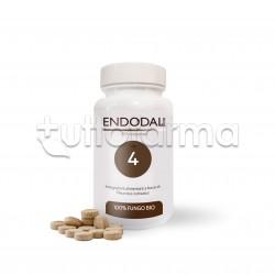 Endodal 4 Integratore 100% Fungo Biologico 60 Compresse