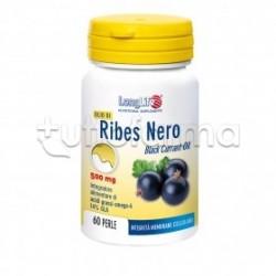 Longlife Olio di Ribes Nero Integratore per Membrane Cellulari 60 Perle