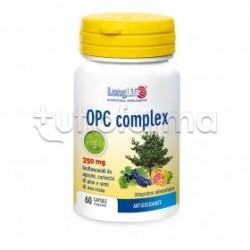 Longlife OPC Complex Integratore Antiossidante 60 Capsule