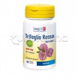 Longlife Trifoglio Rosso Integratore per Menopausa 60 Capsule