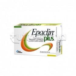 Epaclin Plus Integratore Antiossidante per il Fegato 30 Capsule