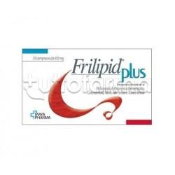 Frilipid Plus Integratore per il Colesterolo 30 Compresse