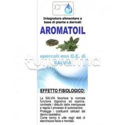 Aromatoil Salvia Integratore Digestivo 50 Opercoli