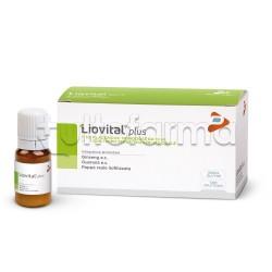 Liovital Plus Integratore Energizzante 10 Flaconcini