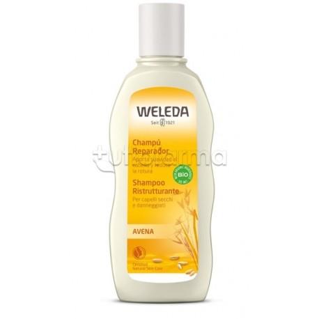 Weleda Shampoo Ristrutturante Avena 190ml