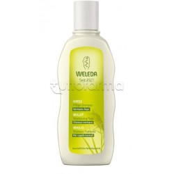 Weleda Shampoo Miglio Trattante 190ml