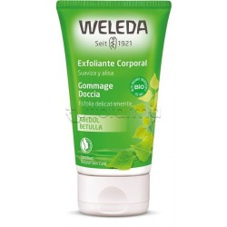 Weleda Gommage Doccia Betulla 150ml