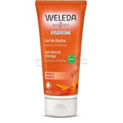 Weleda Arnica Gel Doccia Energy Sport 200ml