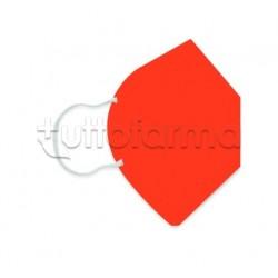 Mascherina Respiratoria Filtrante FFP2 Made in Italy Certificata CE Colore Rosso 1 Mascherina