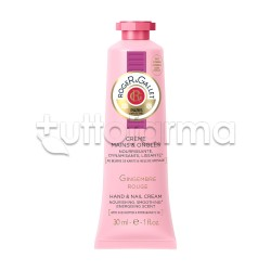Roger & Gallet Crema Mani Gingembre Rouge 30ml