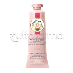 Roger & Gallet Crema Mani Rose 30ml