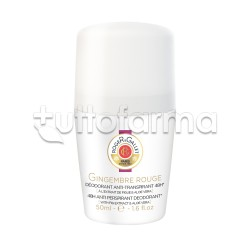 Roger & Gallet Deodorante Gingembre Rouge 50ml