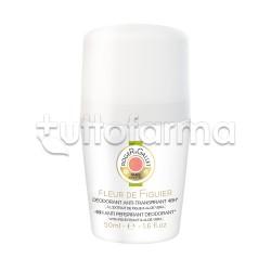 Roger & Gallet Deodorante Fleur de Figuier 50ml
