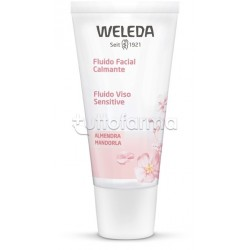Weleda Fluido Viso Sensitive Mandorla 30 ml