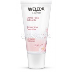 Weleda Crema Viso Sensitive Mandorla 30ml