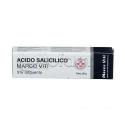 Acido Salicilico Marco Viti Unguento 5% 30 gr