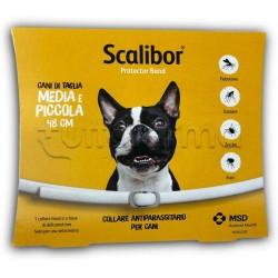 Scalibor Collare Antiparassitario per Cani Taglia Piccola e Media 48cm