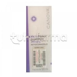 Ketonova Shampoo 120ml 20mg/g