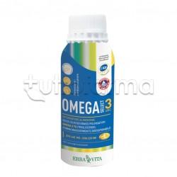 Erba Vita Omega Select 3 UCH Integatore con Omega3 240 Perle