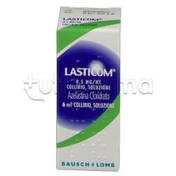 Lasticom Collirio Flacone 6 ml 0,05% per Occhi Allergici