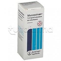Mucosolvan Soluzione da Nebulizzare 40 ml 7,5 mg / ml per Tosse e Catarro