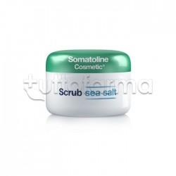 Somatoline Scrub Sea Salt Scrub Esfoliante ed Idratante Corpo 350g
