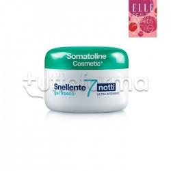 Somatoline Snellente 7 Notti Fresh Gel Anticellulite 250ml