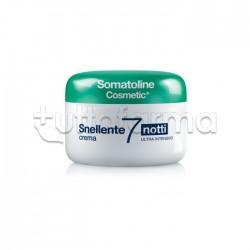 Somatoline Snellente 7 Notti Crema Snellente Anticellulite 250ml