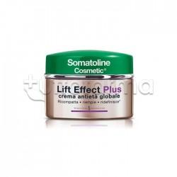 Somatoline Lift Effect Plus Crema Antietà Globale Pelle Secca 50ml