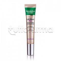Somatoline Lift Effect Plus Contorno Occhi e Labbra Antietà Globale 15ml