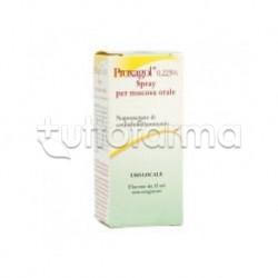 Proxagol Spray 15 ml 0,223% Antinfiammatorio per Mal di Gola
