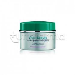 Somatoline Vital Beauty Crema Viso Protettiva Notte Nutriente 50ml