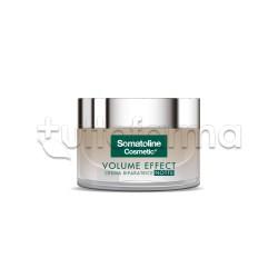 Somatoline Volume Effect Crema Ripratrice Notte Antirughe 50ml