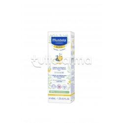 Mustela Cold Cream Viso Crema Nutrente Pelle Secca 40 ml