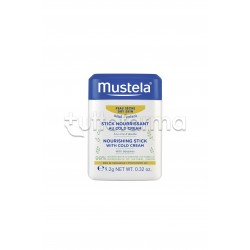 Mustela Hydra-Stick Labbra per Bebè alla Cold Cream Nutri-Protettiva Stick da 10g