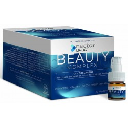 Nectar LP DG Beauty Complex Integratore per la Pelle 12 Flaconcini