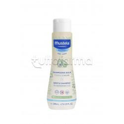 Mustela Shampoo Dolce Bebè Capelli Delicati 200 ml