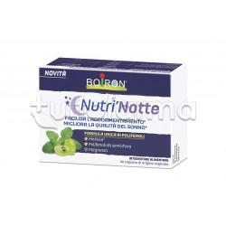 Boiron Nutri' Notte Integratore per il Sonno 30 Capsule