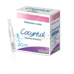 Boiron Cocyntal Soluzione Orale 20 Flaconcini