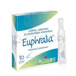 Euphralia Collirio Omeopatico 10 Flaconcini Monodosi
