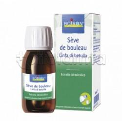 Boiron Seve De Bouleau Linfa di Betulla Estratto Idroalcolico 60ml