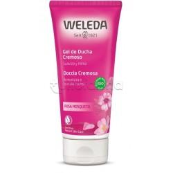 Weleda Doccia Crema Rosa Mosqueta Detergente 200ml