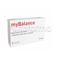 NutraMy MyBalance Integratore per Controllo del Peso 30 Compresse
