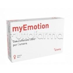 NutraMy MyEmotion Integratore per Rilassamento e Benessere Mentale 30 Compresse