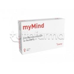NutraMy MyMind Integratore per Memoria 15 Compresse